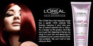 loreal hair expertise